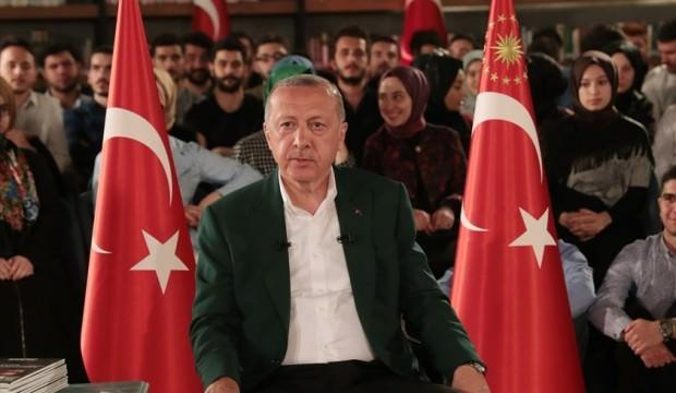 Erdoğan'dan çarpıcı Ayasofya açıklaması!