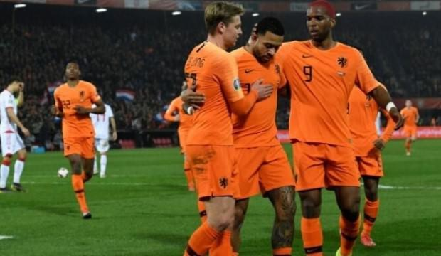 Hollanda Gol şovla Başladı Tüm Spor Haber