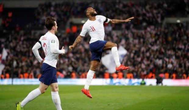 İngiltere ezdi geçti: 5-0