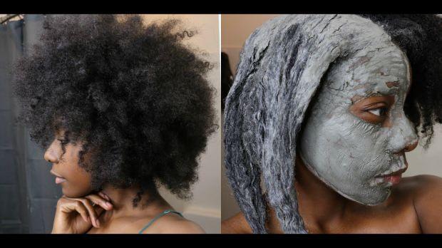 Kil maskesinin saça faydaları