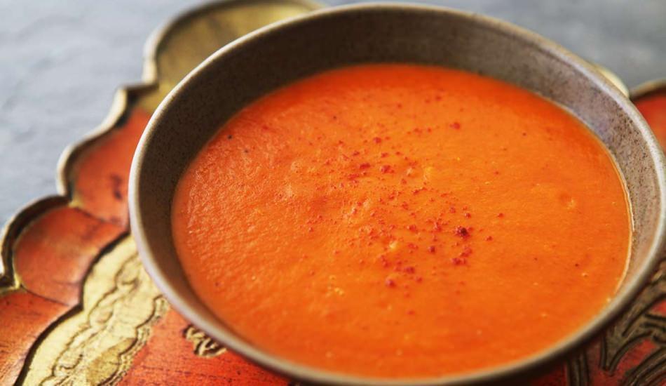 Nefis kırmızı biber çorbası tarifi