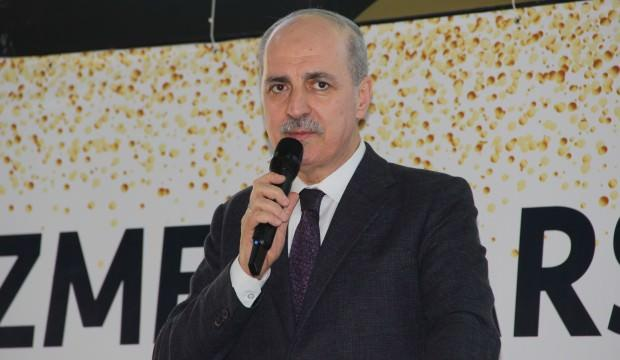 Numan Kurtulmuş CHP'ye meydan okudu