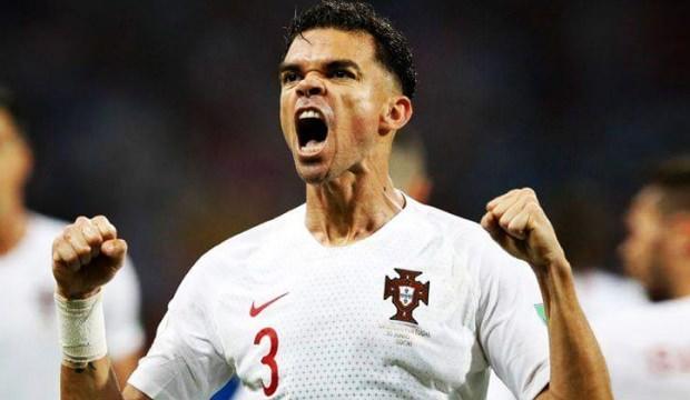 Pepe: Beşiktaş'ta beraber oynamıştım!