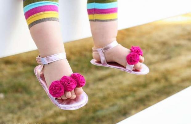 bebek ayakkabı numarası nasıl öğrenilir