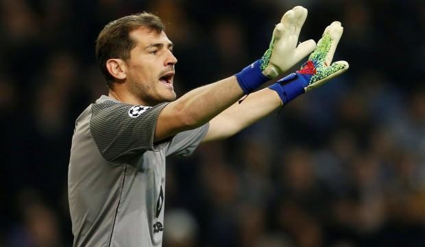 Porto'dan Iker Casillas'a yeni sözleşme