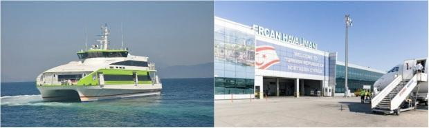 Kıbrıs'a ulaşım