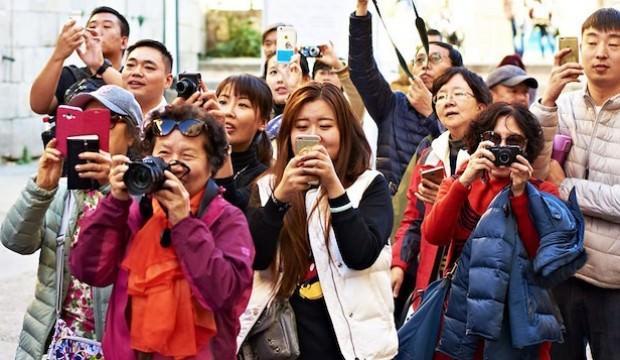 türkiye'deki Çinli turistlerin  çinlilerin resmi ile ilgili görsel sonucu