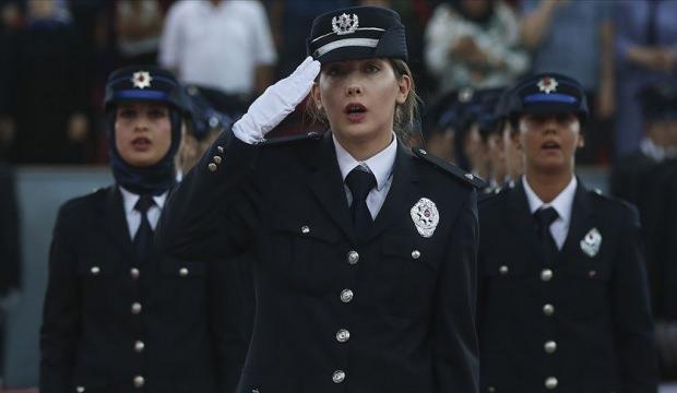 2 bin 500 Kadın Polis alımı ne zaman yapılacak? Önlisans mezunu adaylar da...