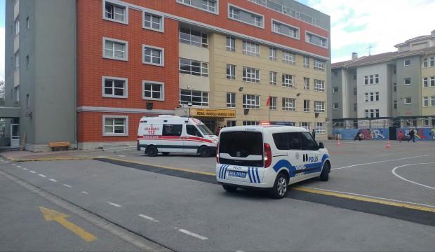 2 lise öğrencisi okul çıkışı dehşeti yaşadı