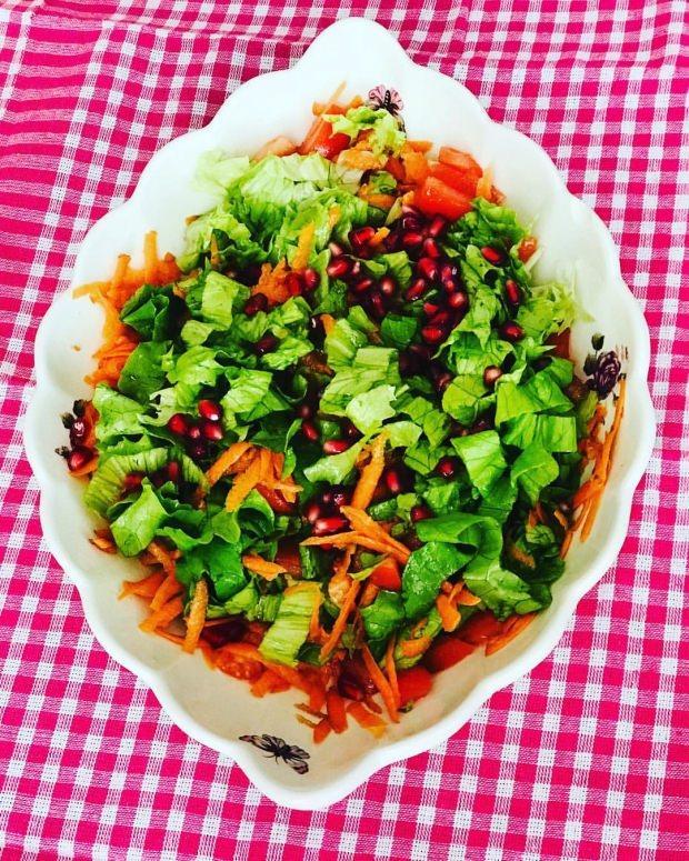 Salata sunumları