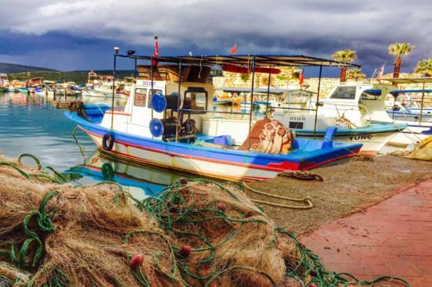 Seferihisar limanı