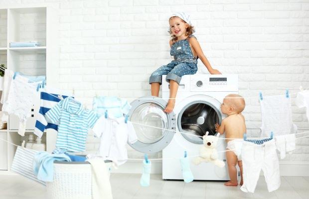 bebek çamaşırları nasıl yıkanır