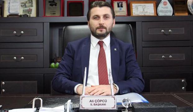 AK Parti Ali Çöpcü kimdir? Sinop Belediye Başkan adayı Ali Çöpcü nereli?