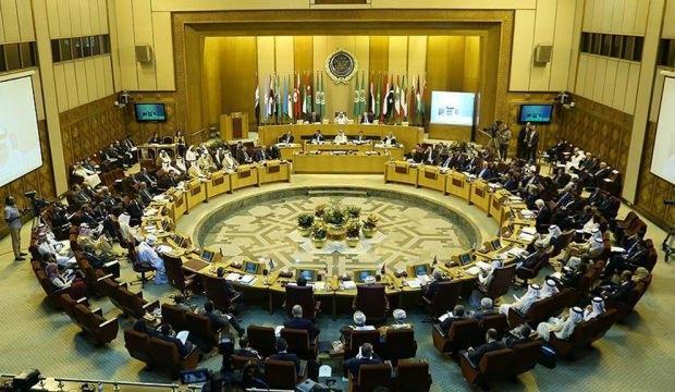 Karar verdiler! Ve Arap Birliği rest çekti