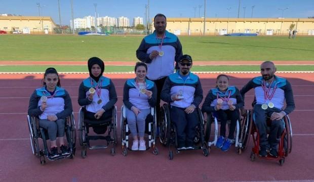 Bağcılar Belediyesi sporcuları 16 madalyayla döndü
