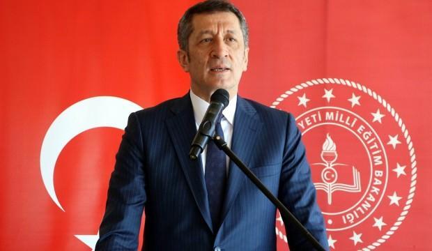 Bakan Ziya Selçuk açıkladı: Düzenleme geliyor...