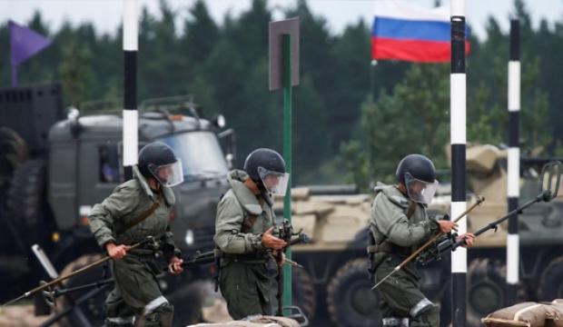 Dünyayı korkutan silah! Rusya ilk kez kullandı