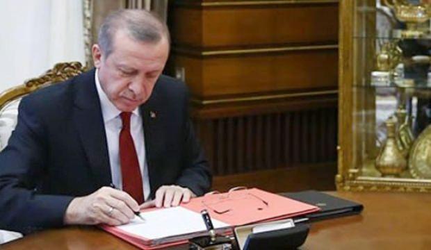 Erdoğan'dan gece yarısı kritik atamalar...