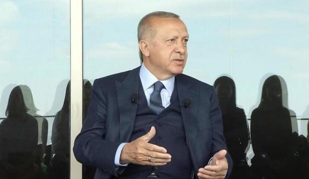 Erdoğan'dan önemli döviz açıklaması!