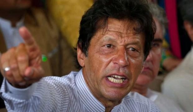 İmran Khan meydan okudu! Bu ülkede yeriniz yok