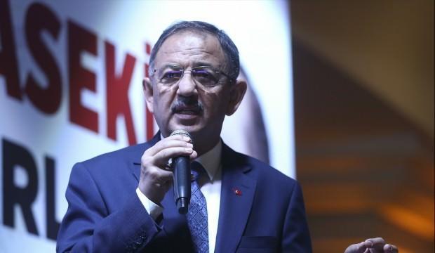 Özhaseki: 'Kürdistan' diyenlerle aynı sandığa oy atmayın