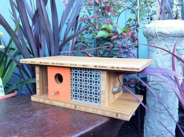 Kuş evi modeli