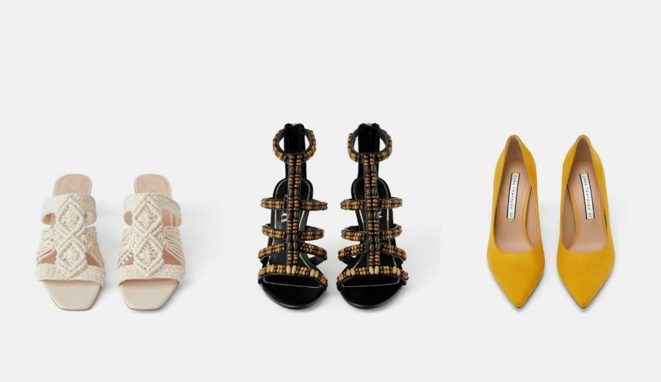 2019 sezonunun ayakkabı modelleri