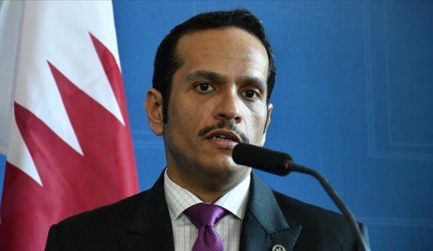 Katar'dan önemli açıklama! Sadece bir yolu var