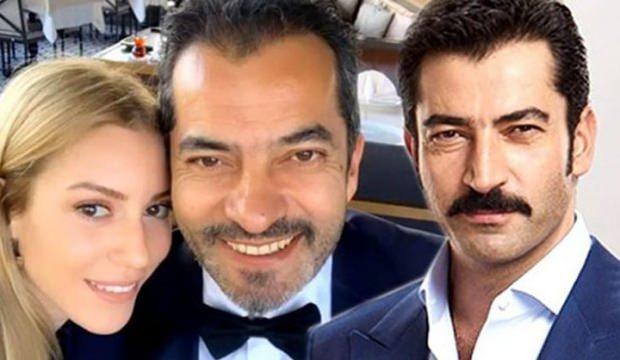 Kenan İmirzalıoğlu'nun ikiz kadar benzer kardeşi şaşırttı!
