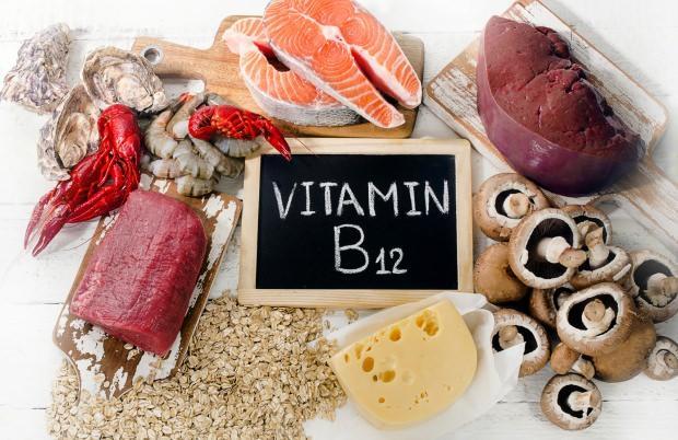 b12 vitamini içeren besinler