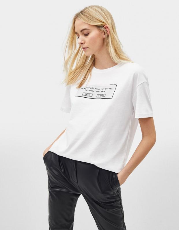 T-shirt modelleri