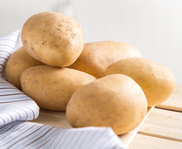 patates kabukları