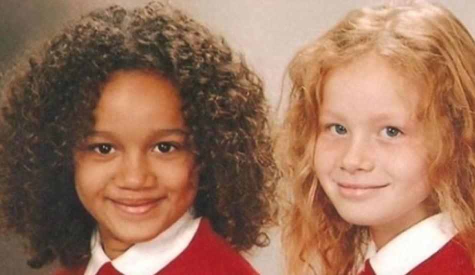 Kardeş demeye bin şahit isteyen ikizler: Maria ve Lucy Aylmer