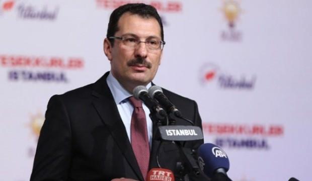 AK Parti'den YSK'ya İstanbul başvurusu