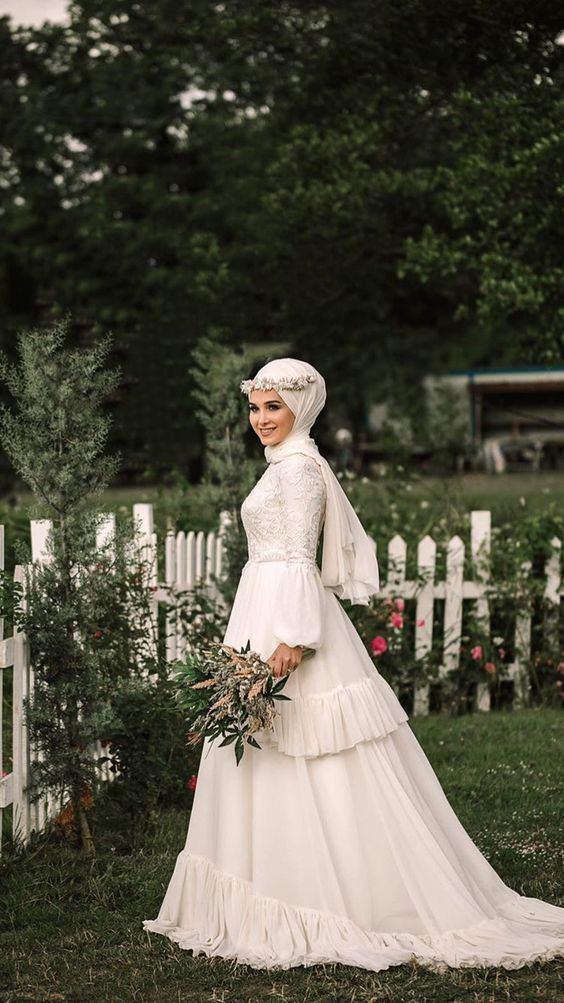 Bahar düğünleri konsepti