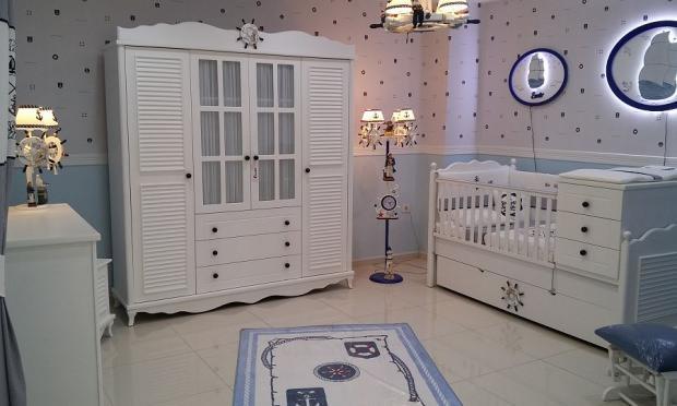 Bebek odası mobilyaları