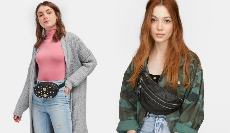 2019 Bel çanta modası