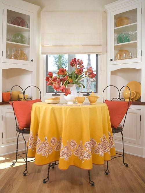 mutfak masa dekorasyon ürünleri