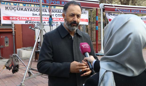 Vuslat dizisindeki Salih Baba (Mehmet Özgür) kimdir?