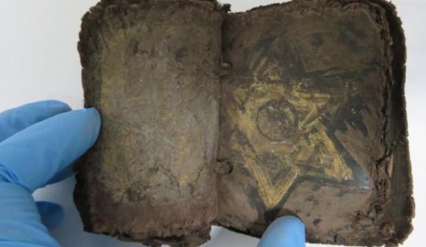 1500 yıllık gizemli kitap ele geçirildi