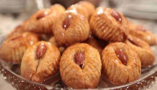 Şerbetli badem tatlısı tarifi