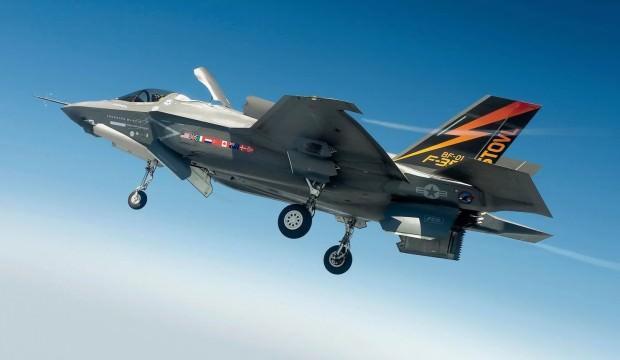 ABD'den bir F-35 açıklaması daha: Türkiye'ye söyledim