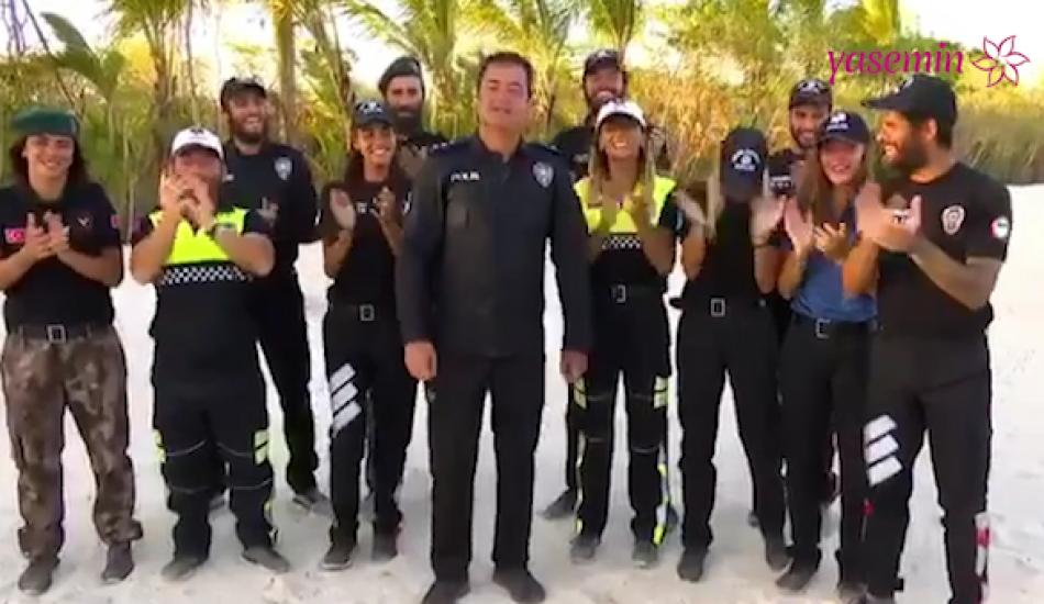Acun Ilıcalı'dan Polis Teşkilatı'na özel video