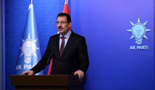 AK Parti'den İstanbul açıklaması