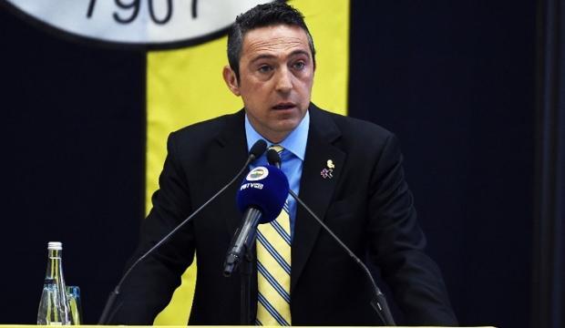 Ali Koç'tan transfer, FENER OL ve şampiyonluk sözleri