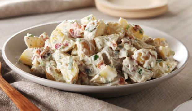 Evde pratik Amerikan salatası tarifi