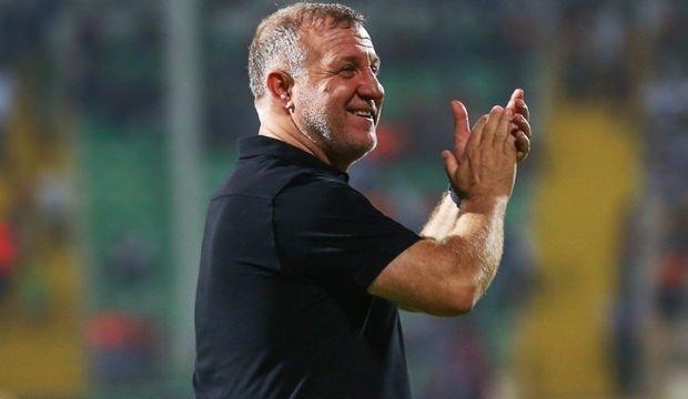 Bursaspor yeni teknik direktörü açıkladı!