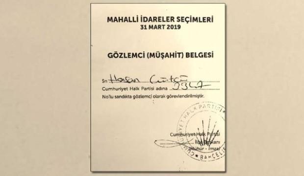 CHP müşahidi PKK'ya yardımdan yargılanmış