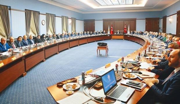 Cumhurbaşkanı Erdoğan'dan teşkilata uyarı ve öneriler