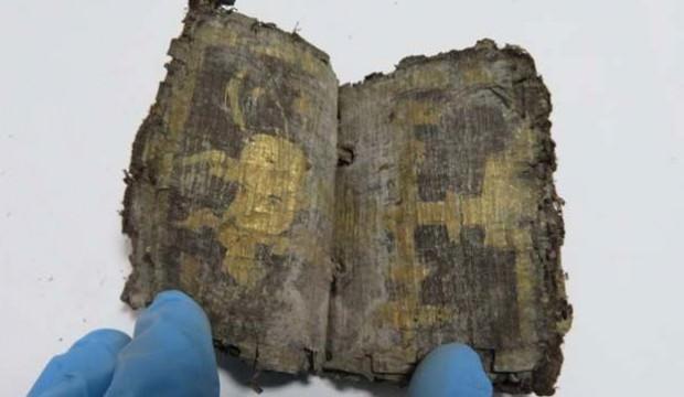 1500 yıllık 2 kitap bulundu